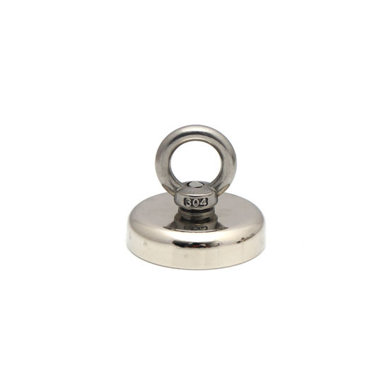 in Stock NdFeB Fishing Magnet with Screw Ss Hook