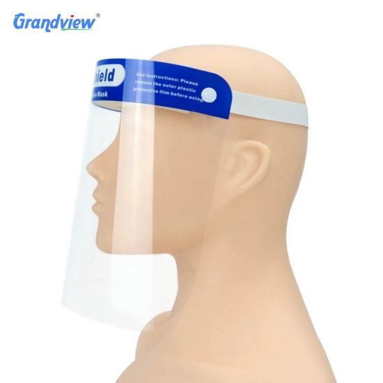 Face Shield Faceshield Clear Safety Protective Isolation Face Shield