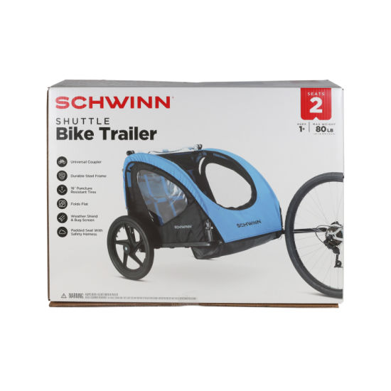 Customized Baby Trailer Recycling Paper Corrugated Box Packaging Box