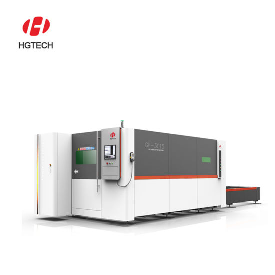 1000W Metal Sheet High Power Laser Cutting Machine CNC Fiber Laser Cutter