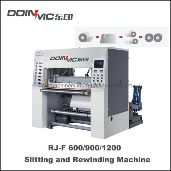 Thermal Paper Roll Converting Machine