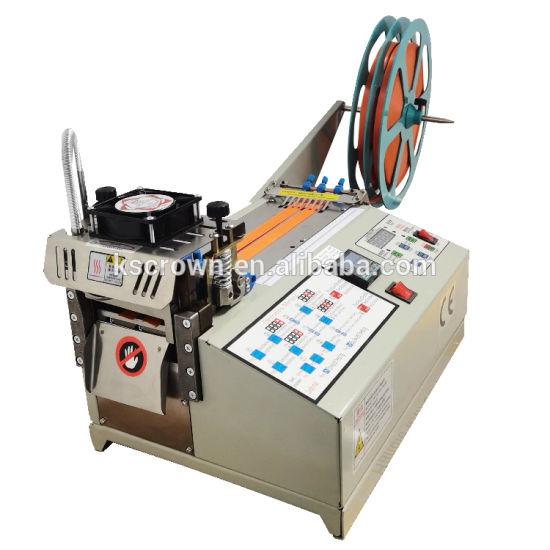 Wl-R40 Multi Shape Elastic Tape Cutting Machine