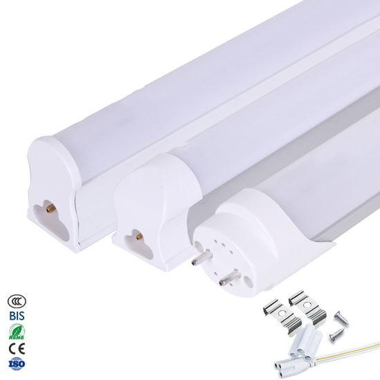 Top Selling Energy Saving LED Tube T8 LED T5 60cm 120cm 150cm 9W 18W 25W SMD 2700-7000K Fixture Lighting Integrated LED Tube Lamp