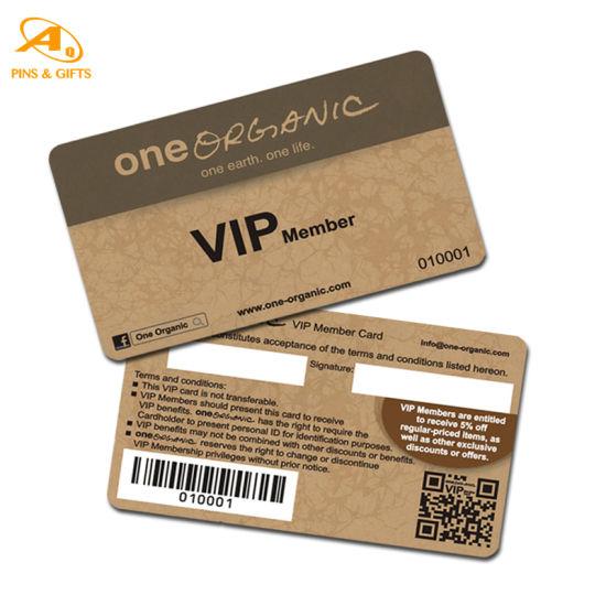 Custom Loyalty NXP Transparent Plastic Playing PVC NFC 5K RFID ID Badges NFC Credit Prepaid RFID Smart ID Magnetic Stripe Card