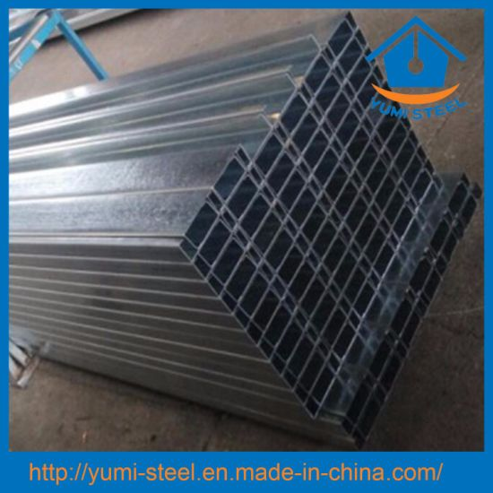 China Prefab Houses Material Galvanized Steel C Section Frames Roof Purlins China C Purlins Steel C Section
