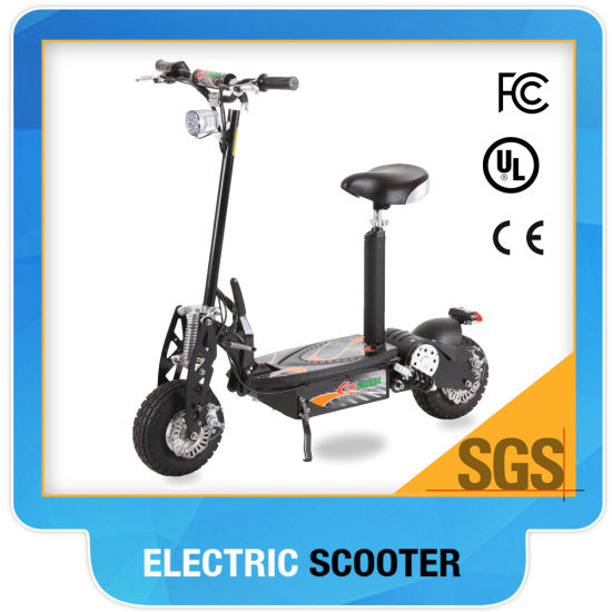 2 Wheel 1000W Electric Scooter for Adults Ride