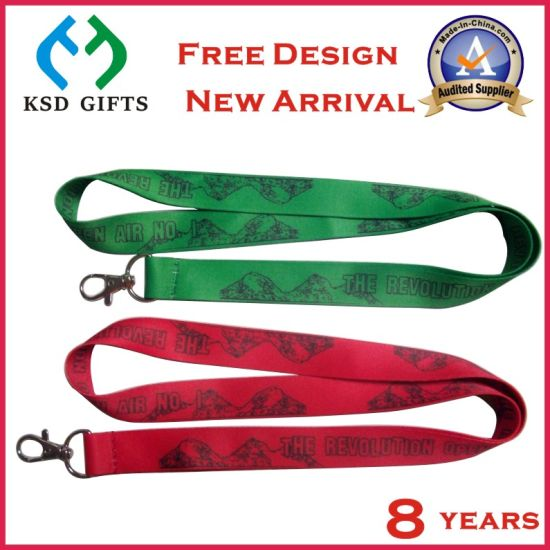 Full Color Printed Custom Lanyard/Promotion Gifts (KSD-865) pictures & photos