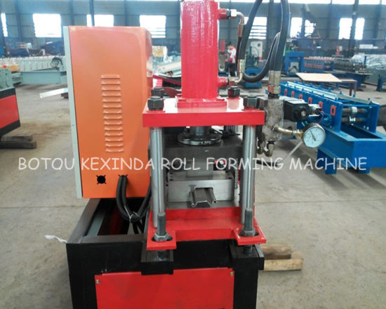 Cold Steel Rolling Shutter Slat Door Panel Roll Forming Machine pictures & photos
