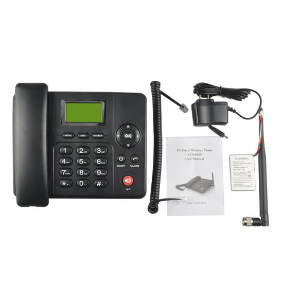 4G Fixed Wireless Phone with Spreadtrum Sc9820e Module