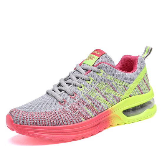 Newest Running Shoes Women Casual Sneakers Sports Shoes pictures & photos