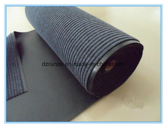 PVC Backing Antislip Runner Carpet