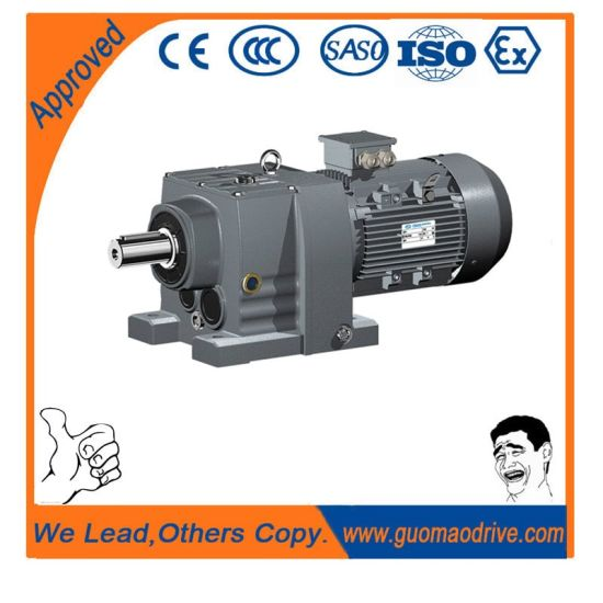 R Series Helical Bevel Speed Reducer for Cement and Construction