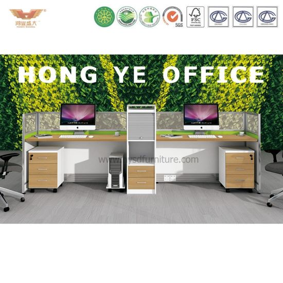 2018 H15 Modern Office Space Solution Cubicles Tables Workstation
