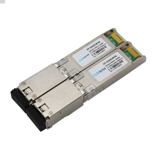 10GB/S 80km CWDM SFP+ Transceiver Module Price pictures & photos