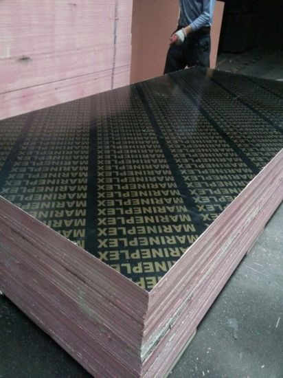 Finger Joint Film Faced Plywood 18mm for Construction