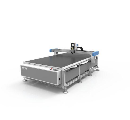 CNC Fabric Leather Carton Cutter Oscillating Knife Cutting Machine