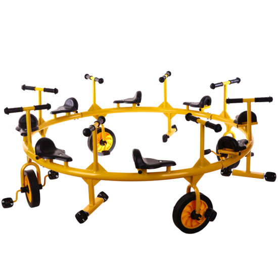 Baby Pedal Tricycle Car for Kindergarten Children Ride on pictures & photos