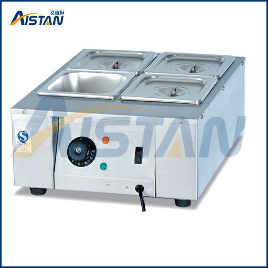 Eh23 Chocolate Stove with Stainless Steel Body pictures & photos