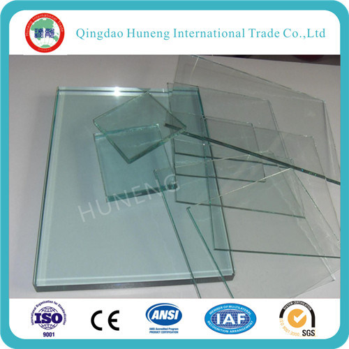 Clear Float Tempered Glass/Laminated Float Glass/Building Glass pictures & photos