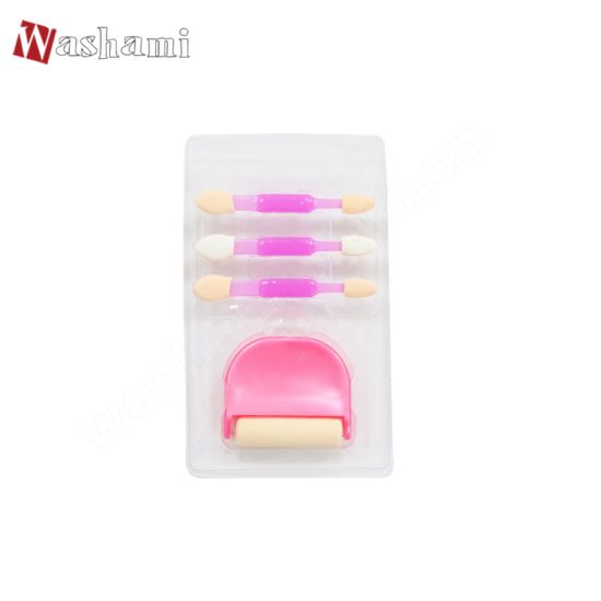 Washami 4PCS Professional Eyeshadow Foundation Makeup Brush Set pictures & photos