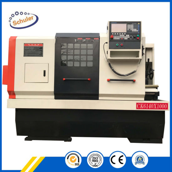 From China Ck6140 CNC Lathe Machine with Best Price
