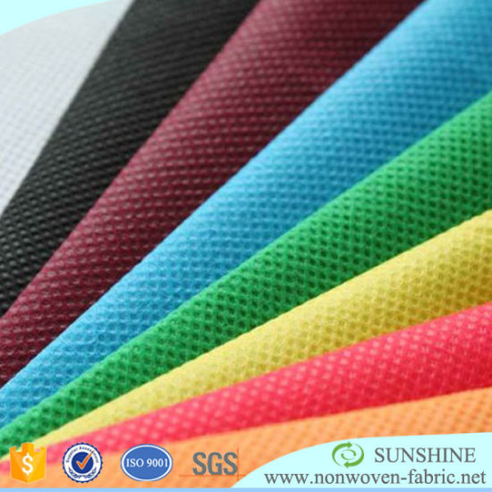 China Wholesale Manufacturer Home Textile TNT Non Woven Fabric pictures & photos