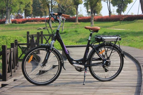"Bottom Price 26""*1.75 Tyre Factory Manufacturing Qutified Electric Bicycle pictures & photos"