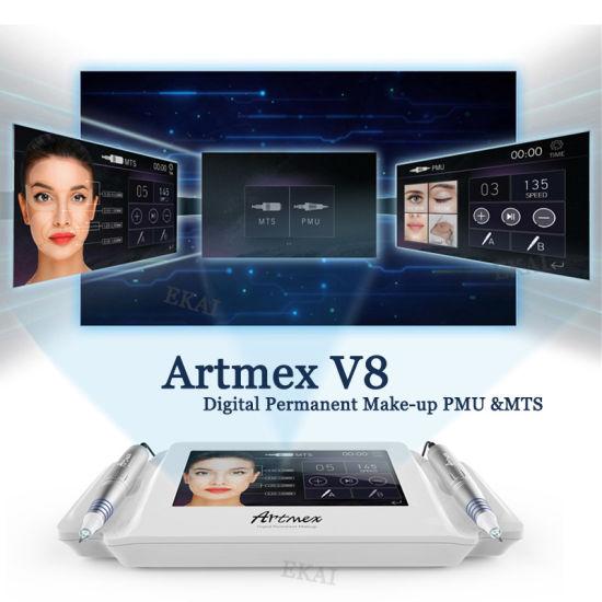 china 2017 newest desktop derma pen artmex v8 for professional use