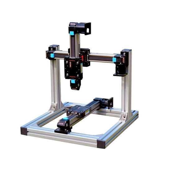 500mm Stroke Linear Stage Motion Actuator Guides CNC Cartesian Robot