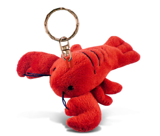 Soft Animal Plush Keychain pictures & photos