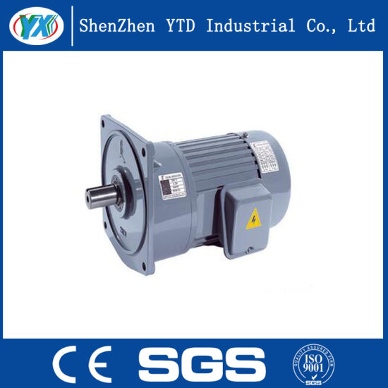 750W Construction Hoist Electric Motor Gear Speed Reducer