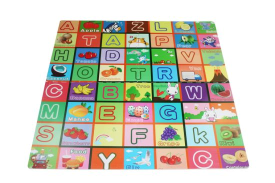 Education Baby Crawling Mat Baby Paly Mat pictures & photos
