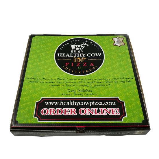 Factory Professional Custom Cardboard Kraft Color Box with Beautiful Printing