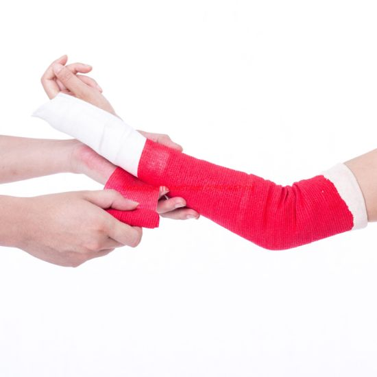 Medical First Aid Immobilization Waterproof Splint for Legs and Arms for Orthopedic Use