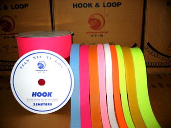 Colorful High Quality Hook&Loop