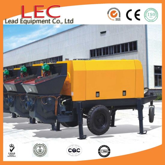 China Price of Used Concrete Pump Machine for Sale India - China