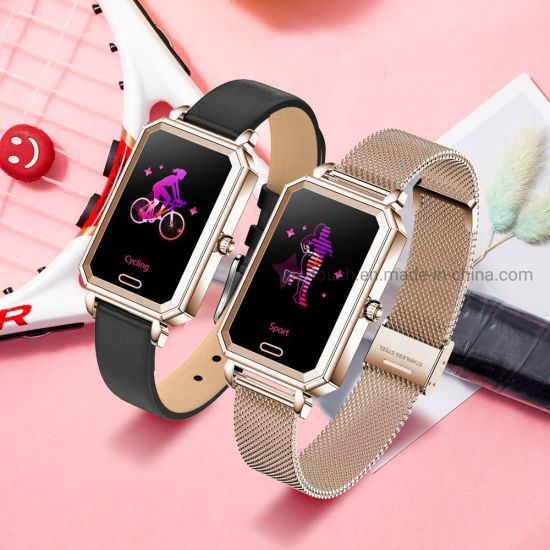 IP68 Waterproof Healthcare Monitoring Bluetooth Watch Smart Bracelet with Heart Rate HT2