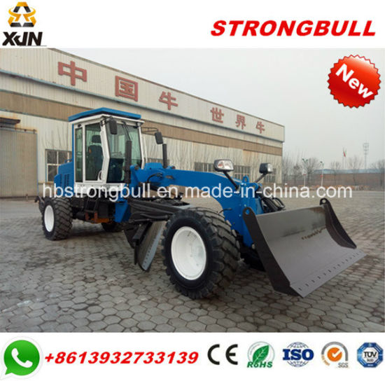 China Hot Sale New Type Motor Grader Mini Road Grader Py9120 for Sale pictures & photos