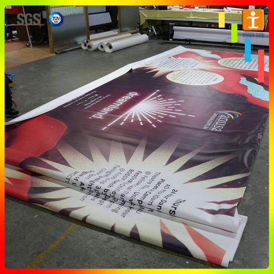 Cheap Frontlit Flex Advertising Banner Printing