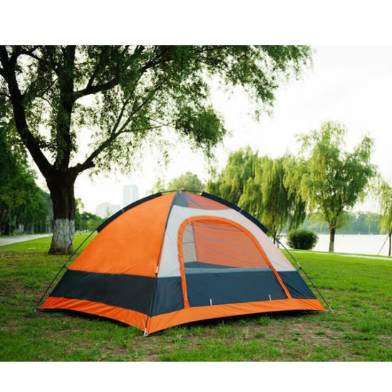 Water Resistant 1 Door Lightweight Camping Carry Bag Tent pictures & photos