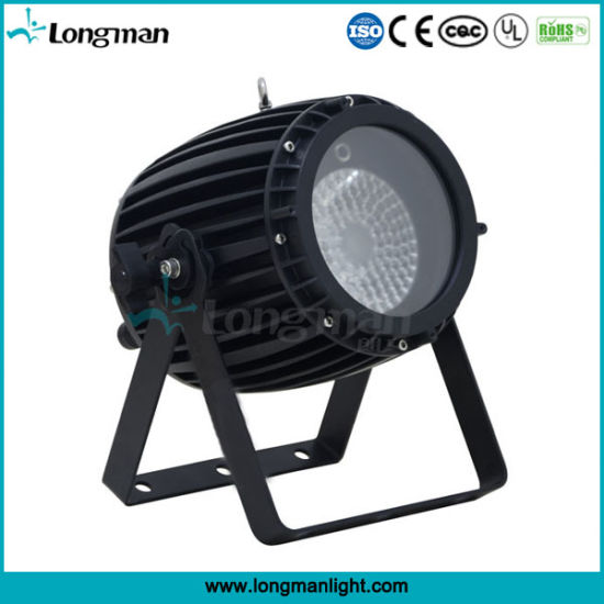 Outdoor 60W RGBW LED PAR Zoom DJ Equipment for Wedding pictures & photos