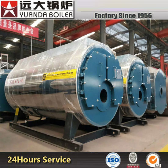 1 to 20 Ton/Hour 13 Bar Pressure Industrial Oil or Gas Fired Steam Boiler pictures & photos
