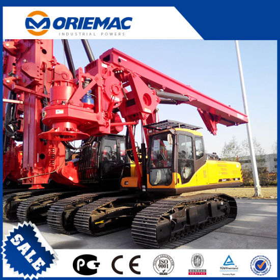 Sany Hot Sale Small 20m Rotary Drilling Rig (SR200C)