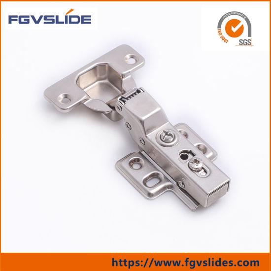 Fgv Type Furniture Hardware Soft Close Cabinet Hinges
