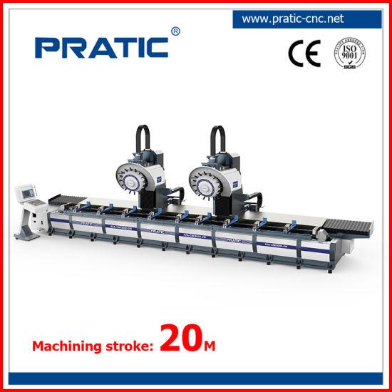 CNC Machine Tool for Processing Aluminum or Steel Profile