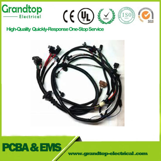 China Automotive Wiring Harness Manufacturer with UL - China ... on