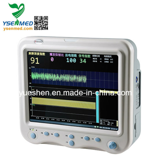 Medical Yspm9002 Portable Patient Monitor pictures & photos