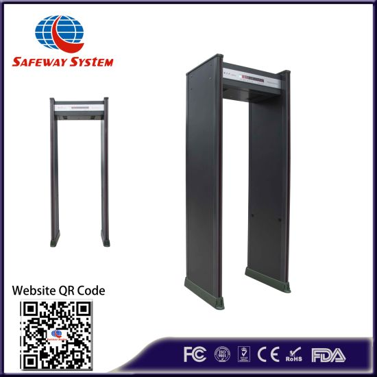 Good Price and Quality Walk Through Metal Detector (AT300A)