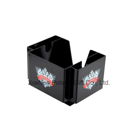 Brand Advertising Plastic Toothpick Box Tissue Holder Bar Caddy pictures & photos