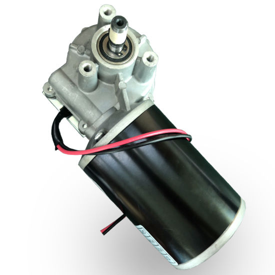 24V DC Gear Motor 100 Rpm Encoder Motor for Garden Tools with Reducer Gearbox